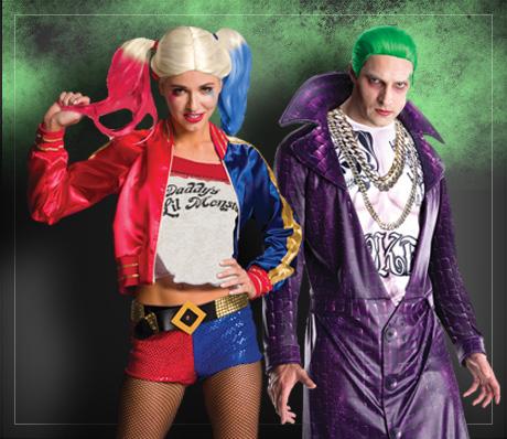 Costumi Suicide Squad