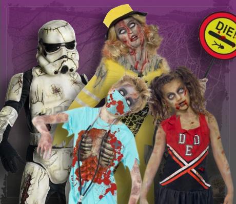 Costumi da Zombie