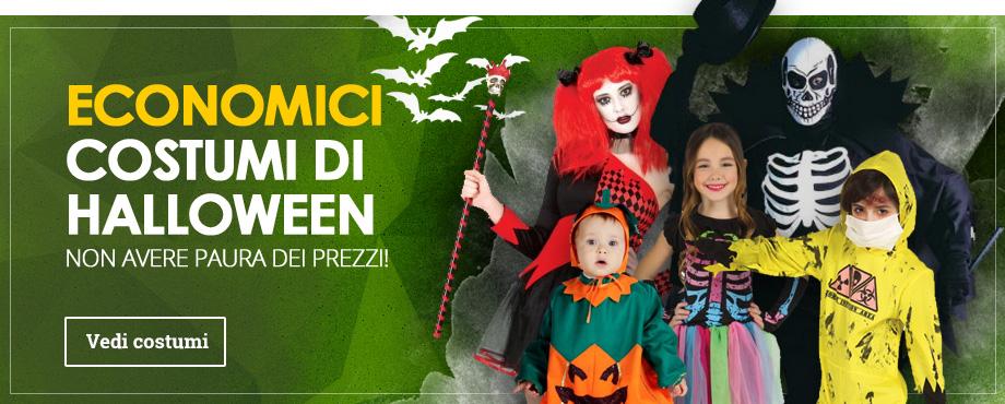 Costumi Economici per Halloween