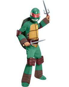 Costume Raffaello Tartarughe Ninja da bambini