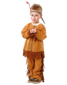 Costume da indiano per bebè