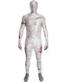 Costume mummia Morphsuit