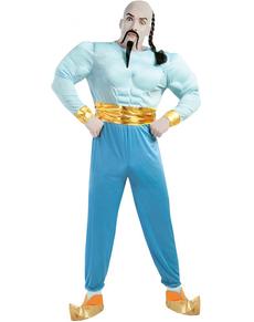 Costume genio blu