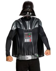 Kit costume Darth Vader da adulto