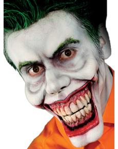 Protesi in lattice schiumato sorriso Jokester