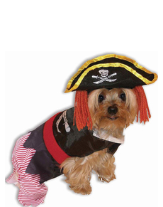 Costume da pirata per animale domestico