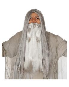 Barba da mago uomo