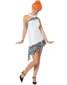 Costume Wilma The Flintstones adolescente