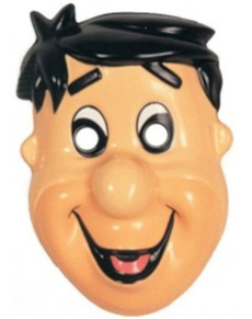 Maschera Fred The Flintstones