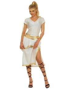Costume da Atena dell'Olimpo da donna