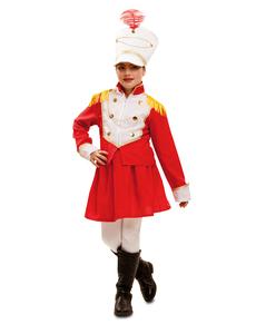 Costume da cheerleader per bambina