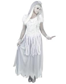 Costume da sposa dell'altro mondo per donna