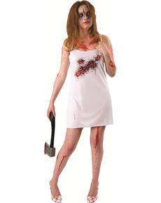 Vestito da crivellata per donna